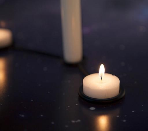 ATELIER SOHN Constellation Candle Holders
