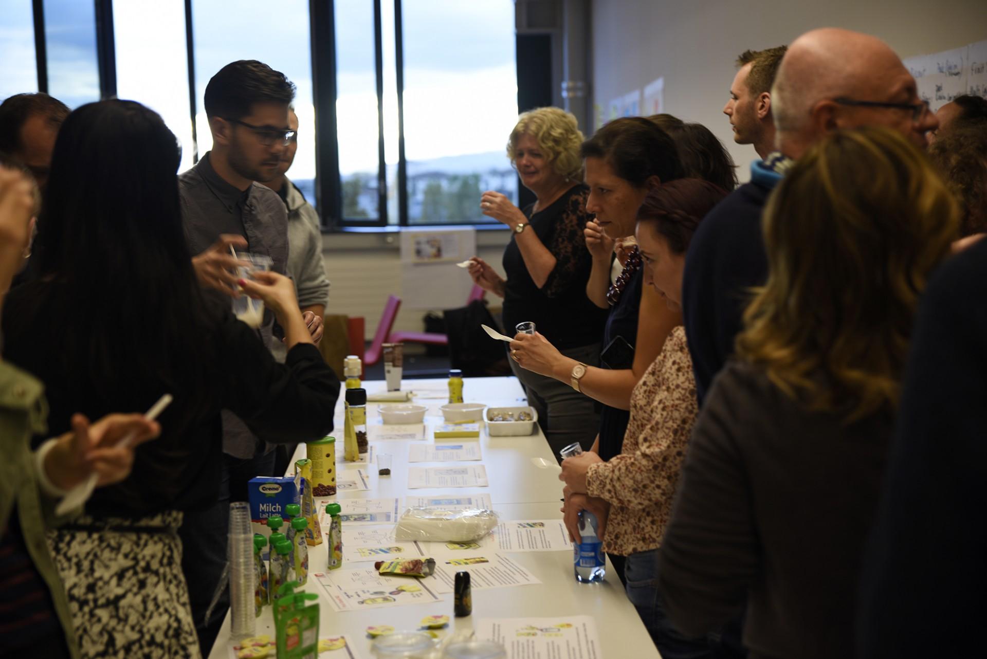ATELIER SOHN Workshop with Nestlé