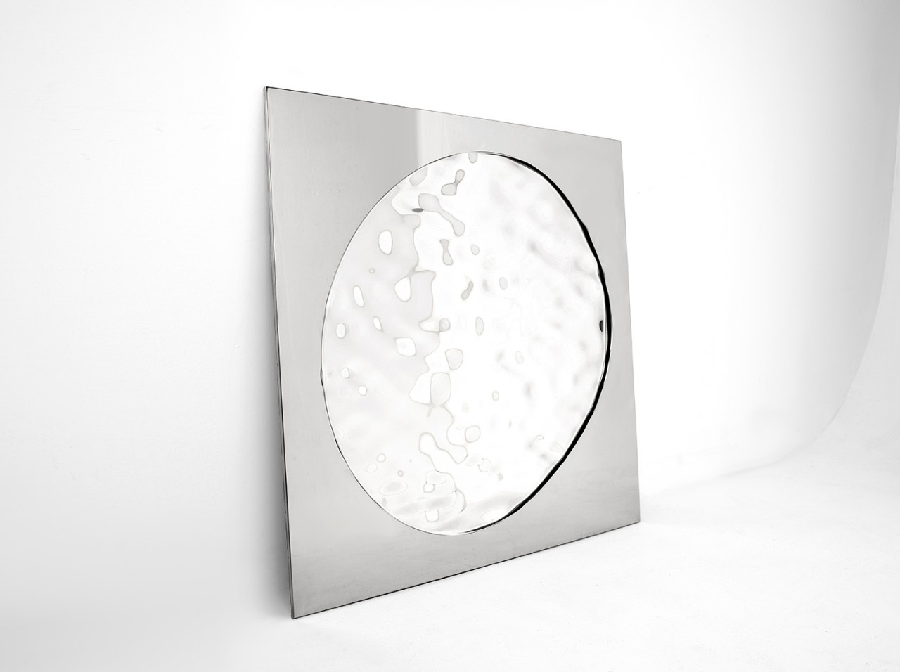 ATELIER SOHN Wave mirror